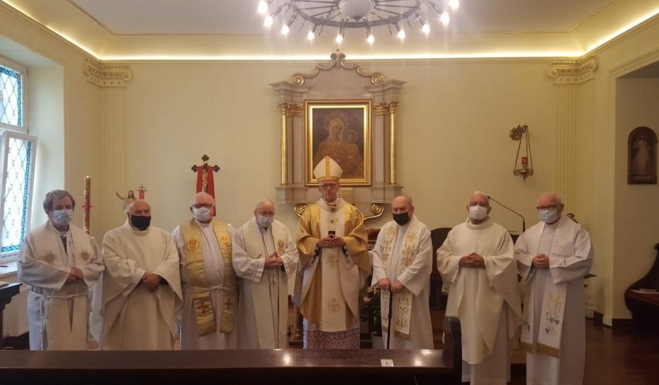 Złoty jubileusz święceń kapłańskich